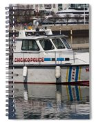 Chicago Police Spiral Notebook
