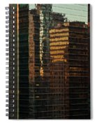 Chicago Reflected Spiral Notebook