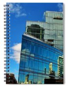 Chicago Reflection  Spiral Notebook