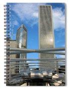 Chicago Steel Spiral Notebook