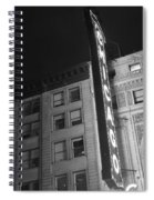 Chicago Theater Spiral Notebook