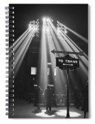 Chicago Union Train Station - 1943 Spiral Notebook