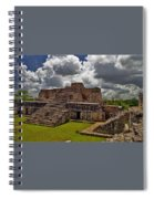 Chichen Itza 2 Spiral Notebook