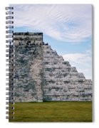 Chichen Itza 4 Spiral Notebook