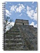 Chichen Itza 6 Spiral Notebook