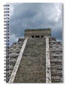 Chichen Itza 7 Spiral Notebook