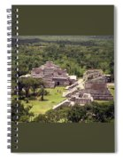 Chichen Itza Spiral Notebook