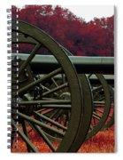 Chickamauga No 2 Spiral Notebook