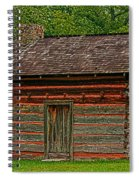 Chickamauga No 4 Spiral Notebook