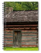 Chickamauga No 5 Spiral Notebook