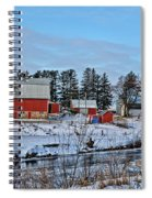 Chickasaw Winter Spiral Notebook
