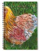 Birschen Chicken  Spiral Notebook