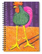 Chicken Legs Spiral Notebook