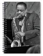 Chico Freeman, 2018 Spiral Notebook