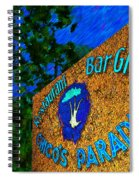 Chico's Paradise Spiral Notebook