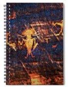 Chief Among Warriors Spiral Notebook