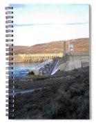 Chief Joseph Dam Spiral Notebook