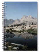 Chief Lake Spiral Notebook
