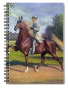 Chief Of Spindletop Spiral Notebook