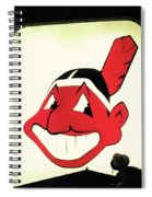 Chief Wahoo  Spiral Notebook