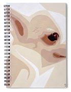 Chihuahua Spiral Notebook