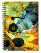 Chihuly's Ceiling Spiral Notebook