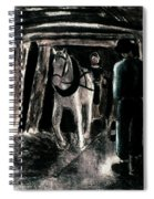 Child Labor Spiral Notebook