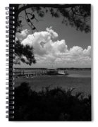 Childhood Memories On The Water Spiral Notebook