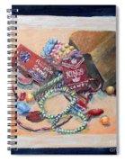 Childhood Treasure Spiral Notebook