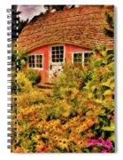 Children - The Children's Cottage Spiral Notebook