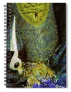 Children - Toys - Happy New Year Spiral Notebook