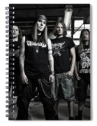 Children Of Bodom Spiral Notebook