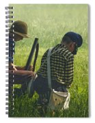 Children Of War Spiral Notebook
