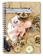 Children's Games Spiral Notebook