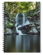 Child's Park Waterfall 2 Spiral Notebook