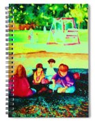 Childs Play Spiral Notebook