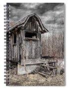 Child's Playhouse Spiral Notebook