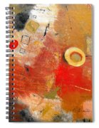 Chill Out Spiral Notebook