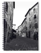 Chilling Out In Tuscany Spiral Notebook