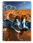 Chimera  Spiral Notebook