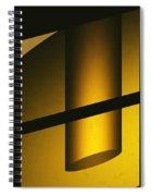 Chiming Lights Spiral Notebook