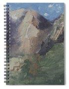 Chimney Rock Spiral Notebook