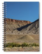 Chimney Rock Towaoc Colorado Spiral Notebook