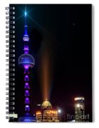 China 29 Spiral Notebook