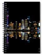 China 30 Spiral Notebook