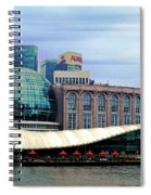 China 35 Spiral Notebook