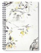 China Ancient Female Spiral Notebook