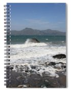 China Beach  Spiral Notebook