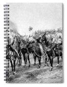 China: Boxer Rebellion Spiral Notebook
