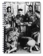 China: Boxer Trial, C1900 Spiral Notebook